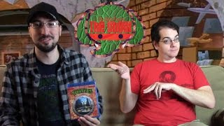JohnRamboPresents The Show #178 TMNT(1990) Commentary (11/04/15)(video podcast)