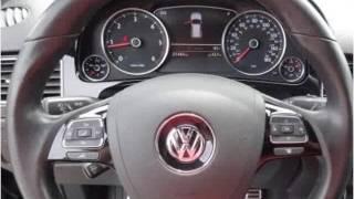 2014 Volkswagen Touareg Used Cars Ocoee FL