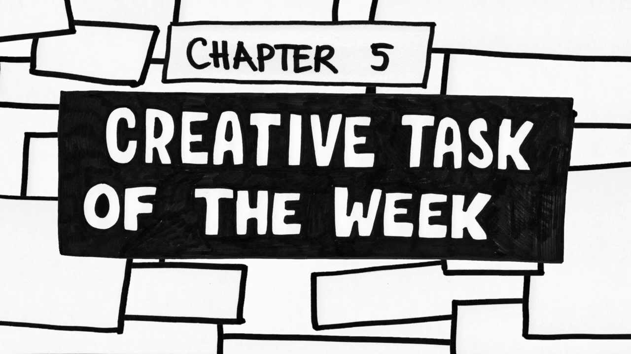 creative task The activity should work at most levels above elementary, as long as your students have some knowledge of past tenses, but it works best when they also know past continuous / progressive too.
