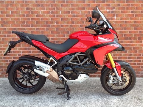 2010 Ducati Multistrada 1200s 26573 miles. # 24528