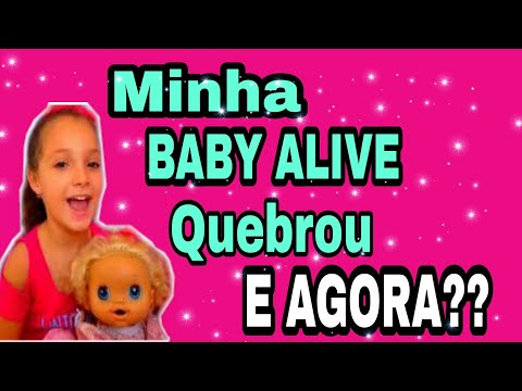 Rotina da minha baby alive from YouTube · Duration:  3 minutes 38 seconds