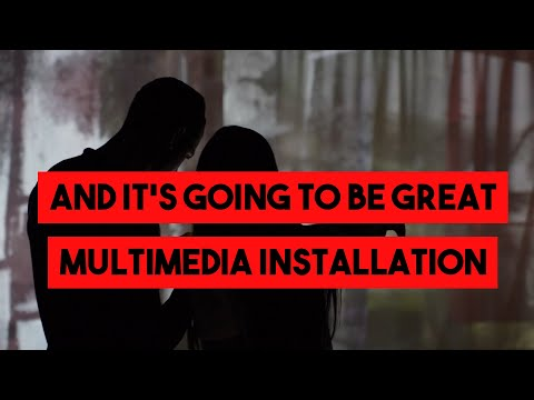And Its Going to be Great Multimedia Installation - Fagelbo Residency 2017