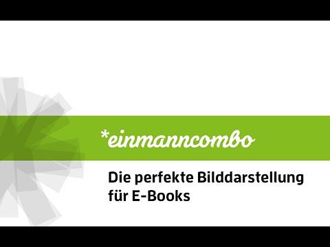 Die perfekte Bilddarstellung für E-Books
