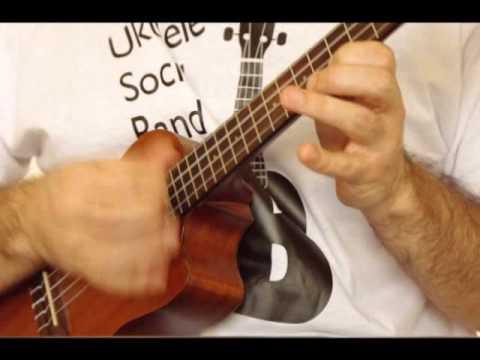 Crazy Gnarls Barkley Ukulele Cover Youtube