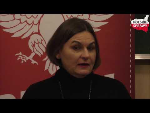 Wykład Joanny Teglund oraz spotkanie otwarte w Wyszkowie