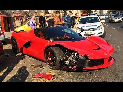 Super Car Crash And Fails Compilation Luxury Car Crashes And