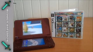 Nintendo NDS / 3DS / 2DS / 208 in 1 Multi Cart / Cardridge / Multi Game Card / R4 Clone / Pokemon