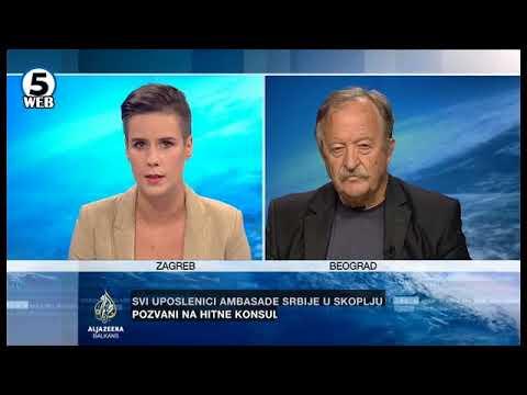 Србија отвори медиумска војна против Македонија