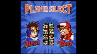 #328 Fatal Fury F-Contact Hidden Characters (1/2): Alfred playthrough.