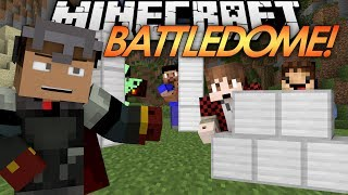 FIFTEEN MINUTES OF SURVIVAL BEFORE AN EPIC BATTLE COMMENCES. WHO WILL BE BEST EQUIPPED? Today we are playing Battledome, and on my ...
