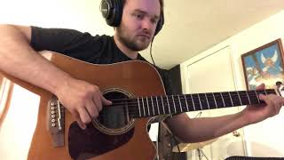 Only A Man - Jonny Lang Cover By Tucker Guthrie of Pilgrimage