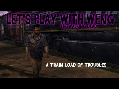 The Walking Dead | E13 | A Train Load of Troubles