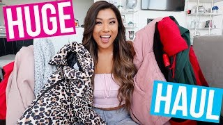 HUGE FALL CLOTHING HAUL!!