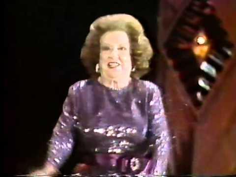Ethel Merman in Monte Carlo, Gee But It's Good To Be Here, 1980 TV