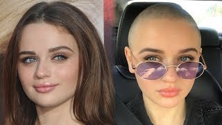 Video Joey King SHAVES HEAD for New Role download MP3, 3GP, MP4, WEBM, AVI, FLV Oktober 2018