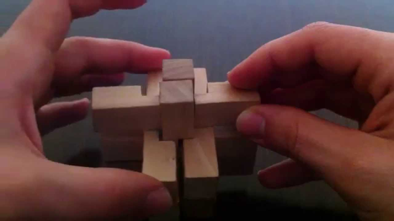 avenger 9 piece solution from puzzle master wood puzzles youtube