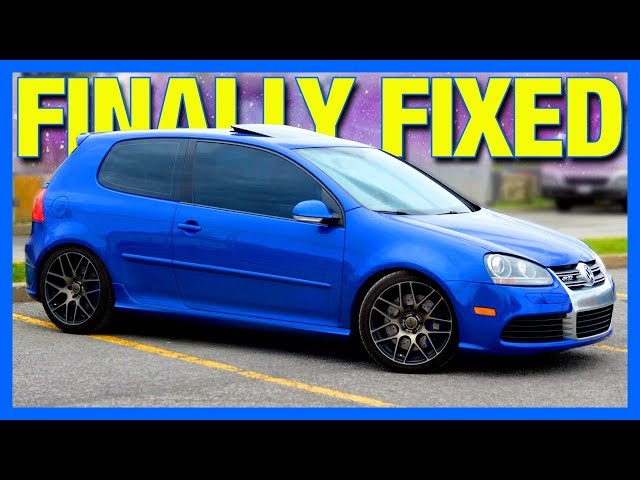 My VW R32 Is Finally Fixed!! (R32 Gets Upgraded)