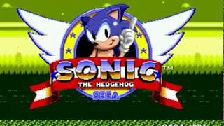 Sonic 1 Physics Abuse (Genesis) - Longplay