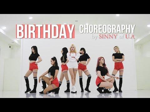 전소미(SOMI) - BIRTHDAY (Choreography By. Xxinee)