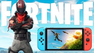 THE NOOB APOCALYPSE! - 1500+ Fortnite Wins -  Fortnite Battle Royale On The Nintendo Switch!