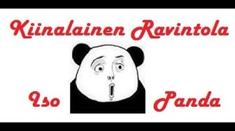 TESTI: HÄRKÄÄ VALKOSIPULI-CHILIKASTIKKEELLA, Kiinalainen Ravintola Iso Panda, Oulu