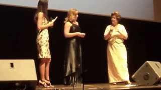 "Concerto Pela Vida - ""Bravo Pavarotti"" - Abertura Dra Silvia Brandalise"