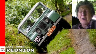 87 Year Old Land Rover Reunion