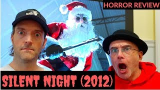 Silent Night 2012 Blu-ray Horror Review Video! Evil Christmas Blu-ray Horror Collection Update