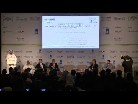 Shaping the Energy Future | WFES 2015