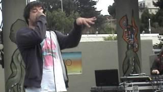 Aesop Rock  - No Regrets(Live at The Potrero Del Sol Skatepark San Francisco)