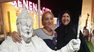 Шарм эль Шейх 2020 сентябрь Dive inn отзыв об отеле Рестораны Вечер с египетской семьей