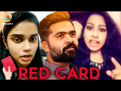 STR Udan Naangal : Simbu Fans Reacts to Red Card for Him