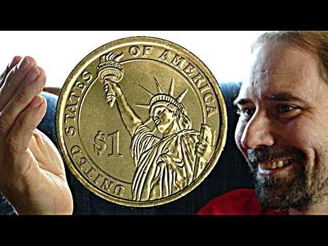 1 Dollar 2016 D Richard M. Nixon Presidential Dollar