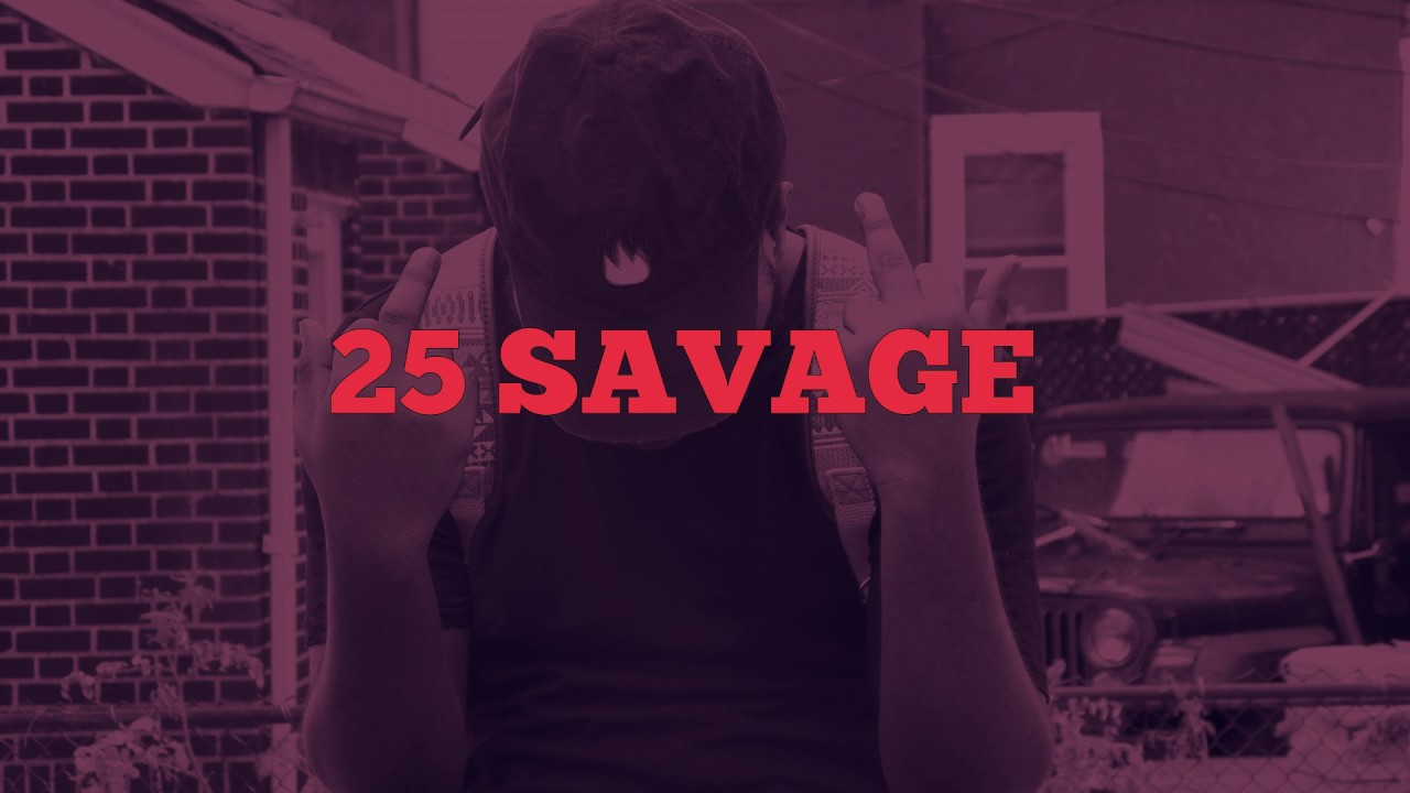 25 Savage Aint No 24 22 23 And 24 Savage Diss Prod By Ozzieondatrack Youtube