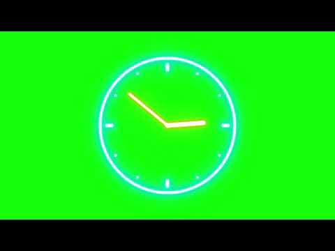 neon-watch-timer-fully-animated-green-screen-|-tp-entertainments