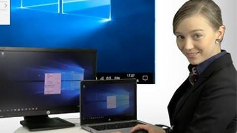 Windows 10 Näytön Jakaminen