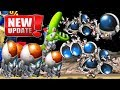 New Update Zombie Tsunami-New Summer Events Destination Moon-New Space Zombies Eat Astronauts