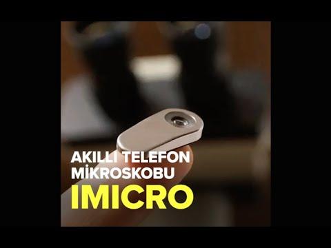 Akıllı Telefon Mikroskobu: iMicro
