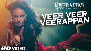 Veer Veer Veerappan Video Song | VEERAPPAN | Shaarib & Toshi Ft. Paayal Dev and Vee  | T-Series