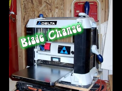 Delta Planer 22 560 Owners Manual