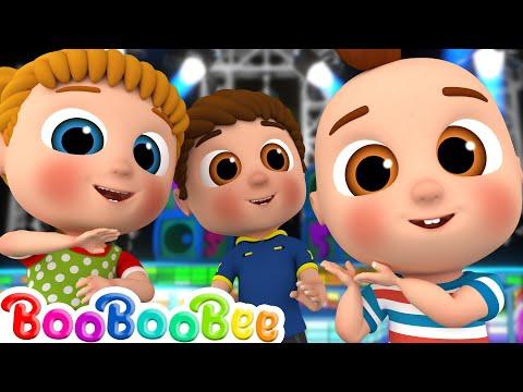 A Ram Sam Sam | Dance Song | BooBooBee Nursery Rhymes & Kids Songs