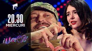 iUmor 2021 | Ionela Irimescu își face debutul în stand-up!