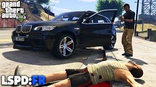 GTA 5 LSPD:FR - ZIVILPOLIZEI - Deutsch - Polizei Mod - Grand Theft Auto V #27