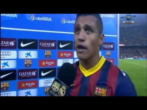 Barcelona vs Real Madrid 2-1 2013 Goles & Highlights 26/10/2013 HD