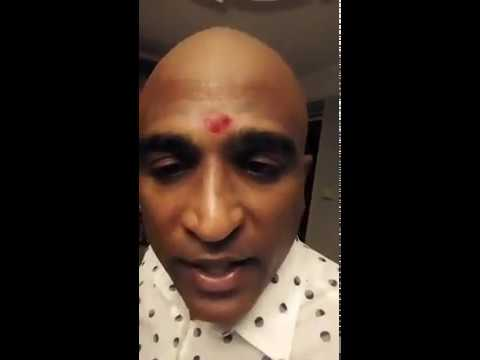 Mr M. Ravi Facebook 17/07/2017 SINGAPOREANS HAS BEEN CHEATED, BUT I DON'T CARE!