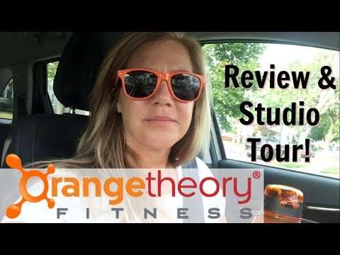 Orangetheory Fitness Review and Studio Tour