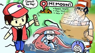 "Twitch Plays Pokemon: ""The Edge"" Anniversary Red Art Showcase"