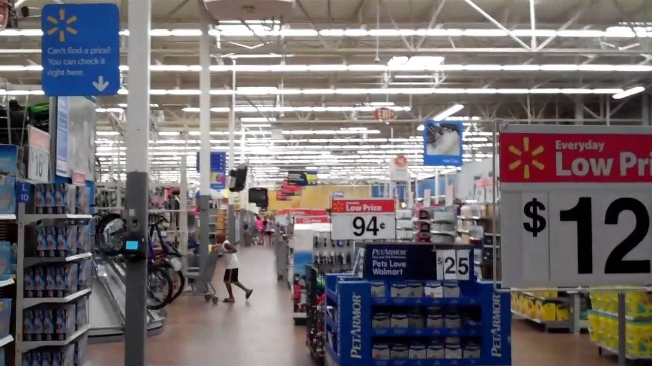 Walmart Orlando Florida Youtube