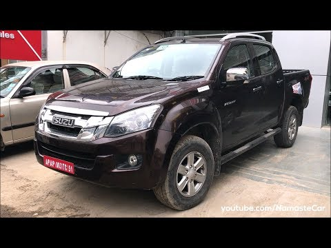 Isuzu D-Max V-Cross 2017 | Real-life review