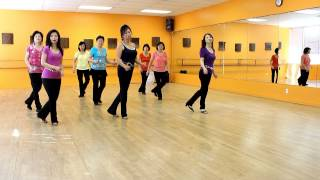 I Adore You - Line Dance (Dance & Teach in English & 中文) thumbnail